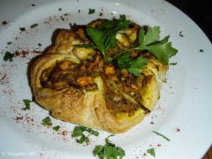Nut Roast Wellington