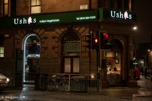Ushas on Byres Road