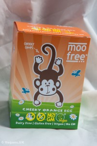 Moo Free Orange Easter egg