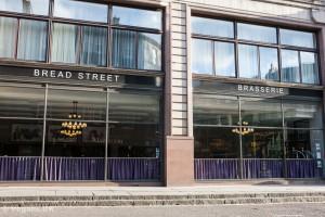 Bread Street Brasserie exterior
