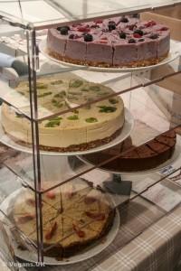 vegan cake, you can't go wrong