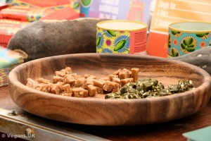 Aduna foods' samples of Moringa and Baobab, which I'd never tried before