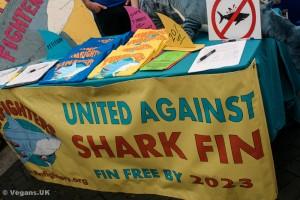 No more shark fin soup