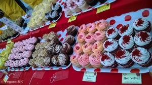Ms Cupcake's wares