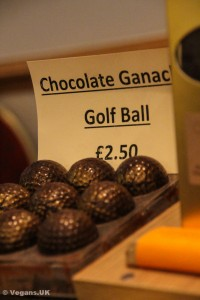 Just one of the delectable offerings from Considerit Chocolate