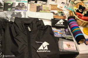 Animals Asia stand