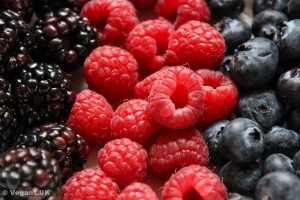 If you can, eat berries every day
