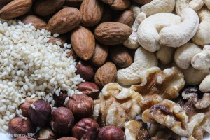 Nuts and seeds should form part of a healthy diet