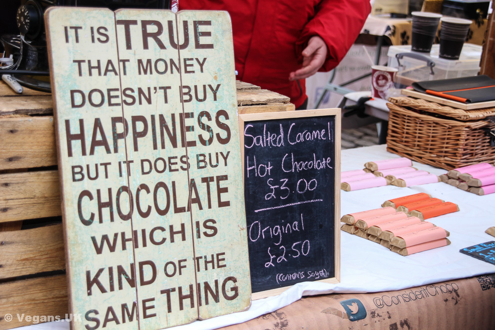 Considerit Chocolate's oh-so-true sign