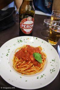 Simple but superb pasta