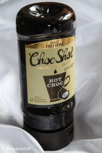 Coconut Choc Shot