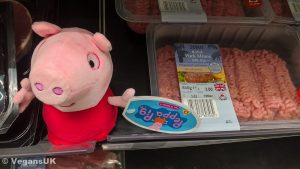 Who knew pork was made from pigs?