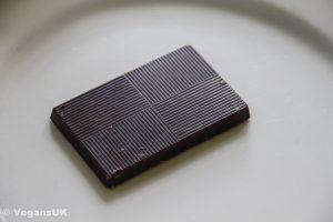 70% cacao mini bar